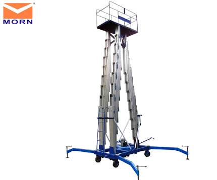 three post aluminum alloy lift