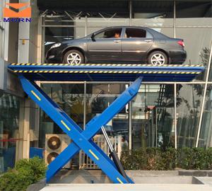 scissor lift for car