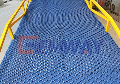 anti-slip platform