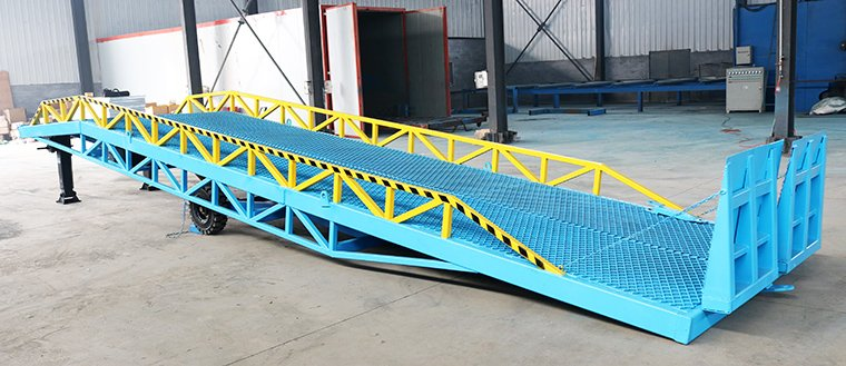 What Can a Loading Dock Ramp Do for You?