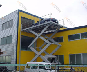 car scissor lifts