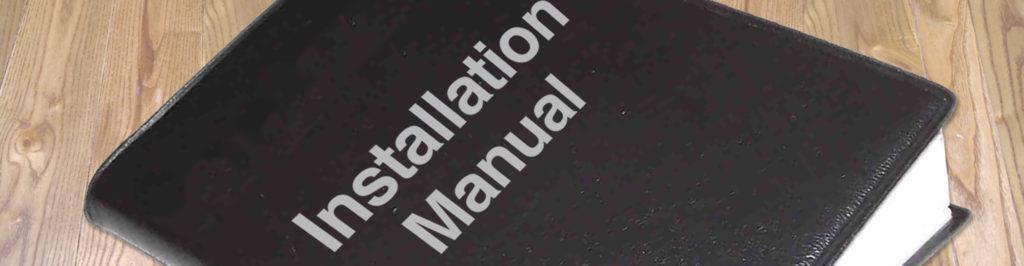 Install-manual