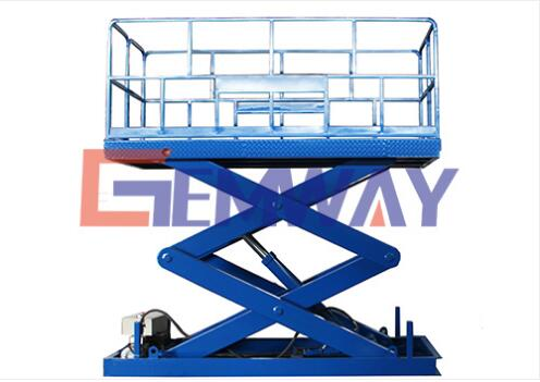Chinese Scissor Lift Table Manufacturer: Who We Are? What Are We Fighting for? 2