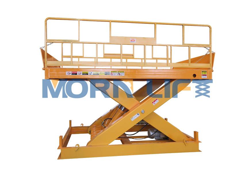 MORN LIFT stationary scissor lift