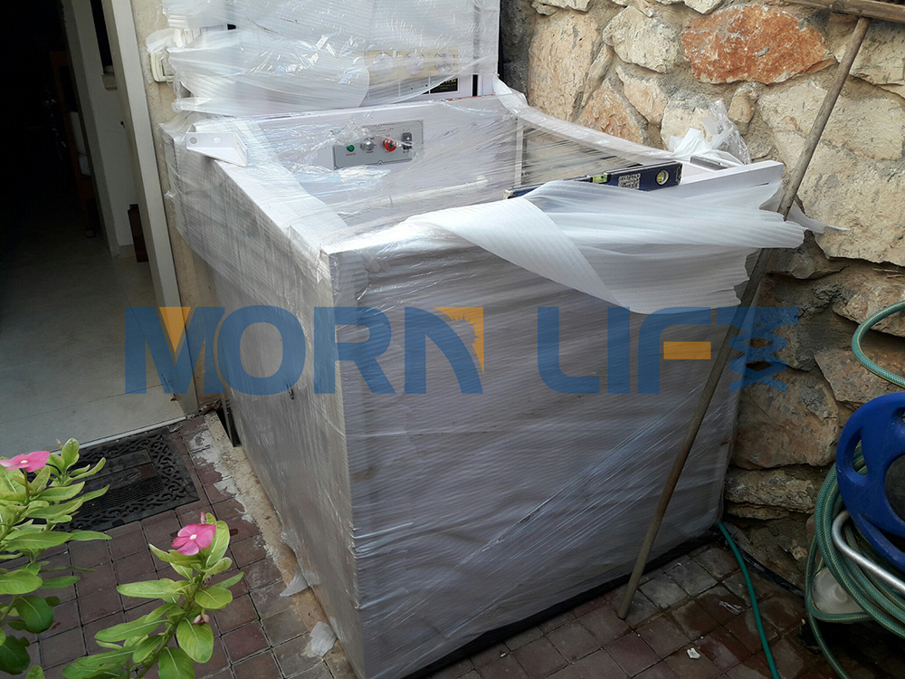 wheelchair lift packaging