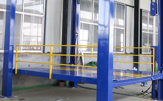 11 Reasons Why a Mezzanine Goods Lift is Better Than a Forklift