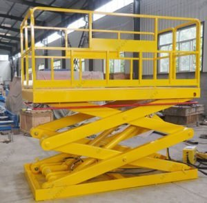 Hydraulic Scissor Lift Case Study11