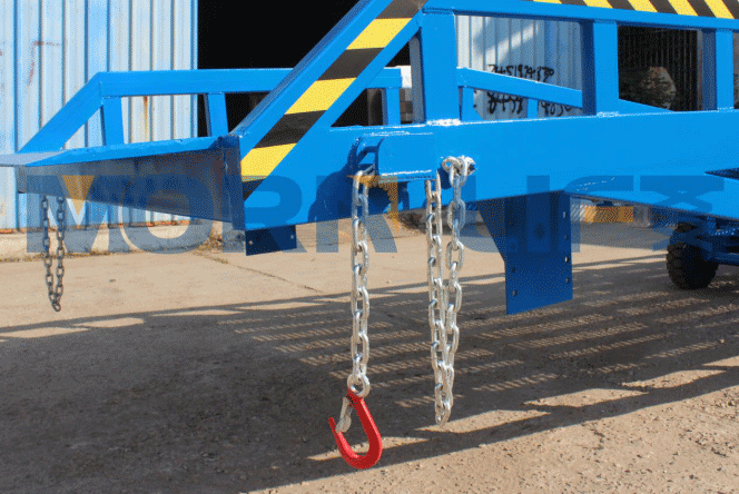 lip and safety chains