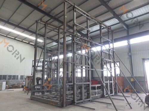 cutomization cargo lift