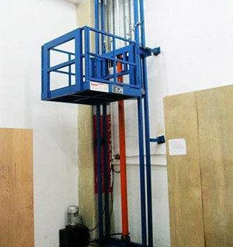 two-post-cargo-lift
