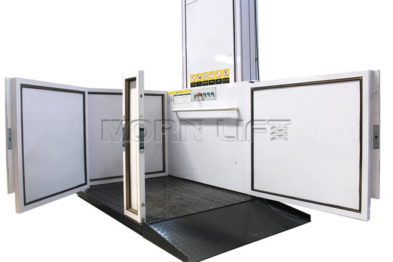 How Does a Wheelchair Lift Work?