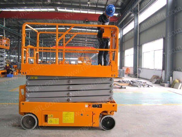 Scissor Lifts Movements