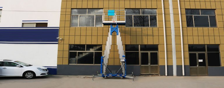 Portable Man Lift