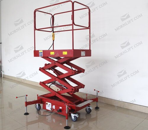 mobile scissor lift 3m