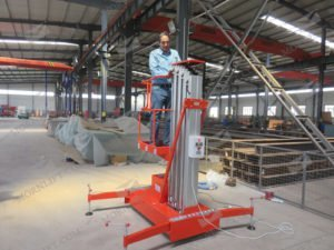 Applications of Aerial Lifts 2