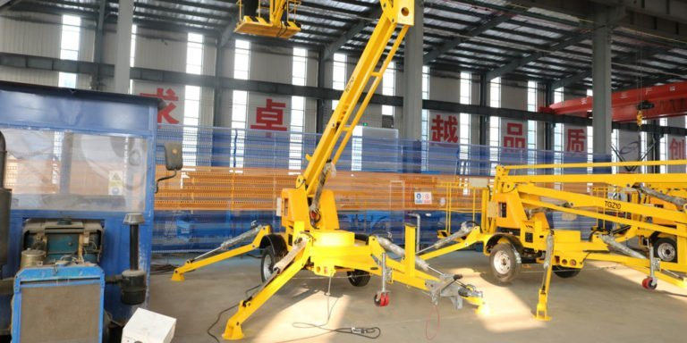 Boom lift Provide you a higher platform