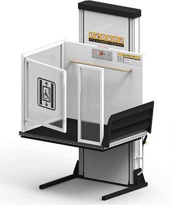 Vertical Platform Lift 1