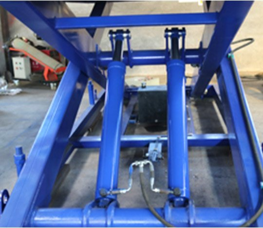 scissor car lift hydraulic cylinder