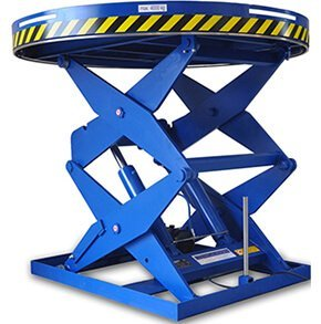 Hydraulic Scissor Lift 6