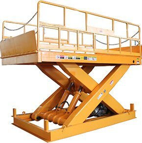 Hydraulic Scissor Lift 4