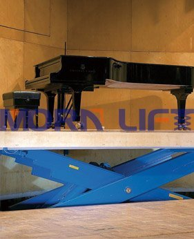 Hydraulic Lift Table 4