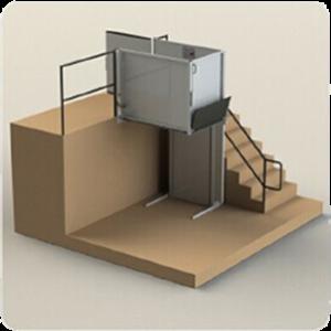 Vertical Platform Lift 6