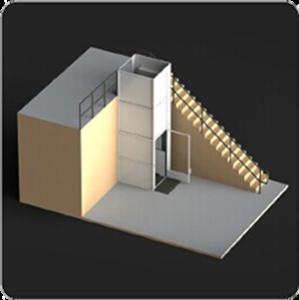 Vertical Platform Lift 10