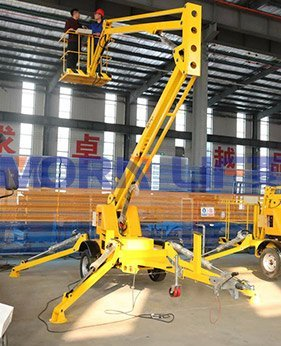 Boom Lift, Bucket Lifts, Cherry Picker 6