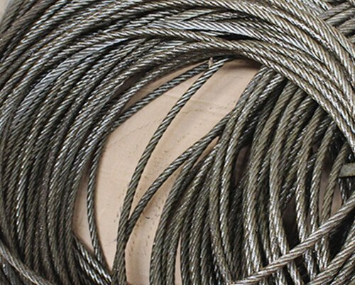 cargo lift wire rope