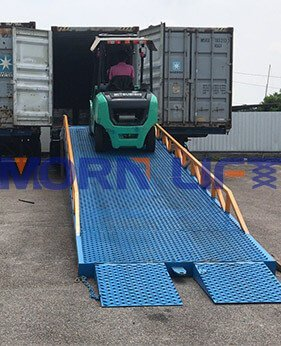 Mobile Loading Dock Ramp 6