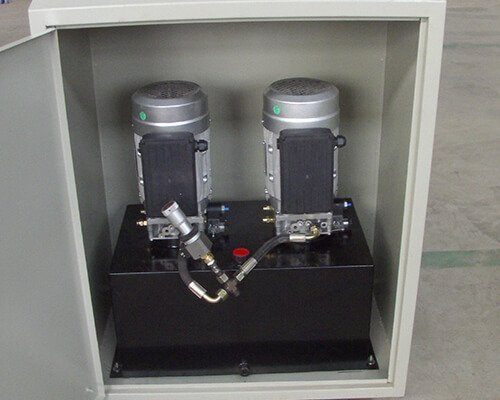 CL double motor