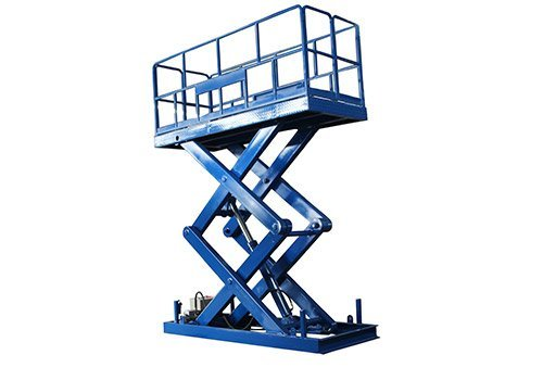 scissor goods lift