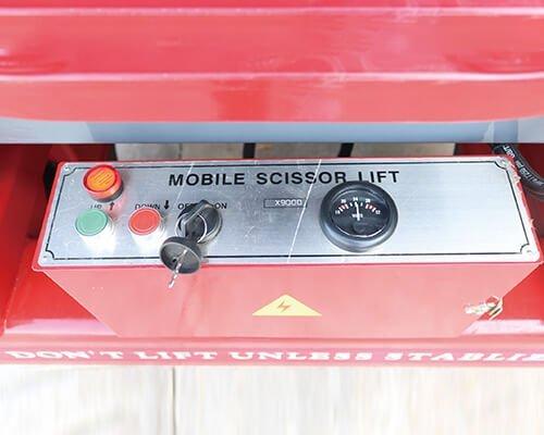 Mobile Scissor Lift 6