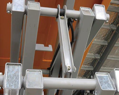SPSL Maintenance supporting bar