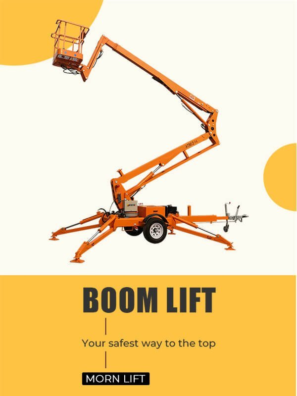 Boom Lift, Bucket Lifts, Cherry Picker 4