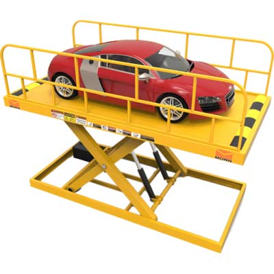 How to maintain car lift and maintenance skills