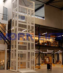 cargo lift application