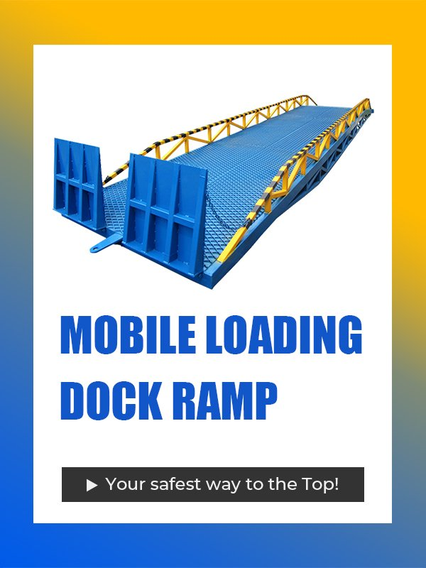 Mobile Loading Dock Ramp 4