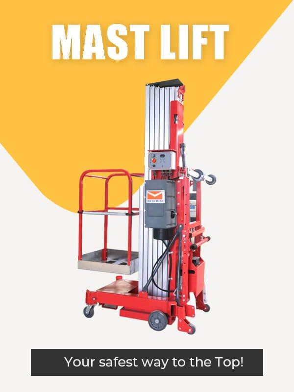 Mast Lift 2