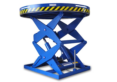 rotary platform lift