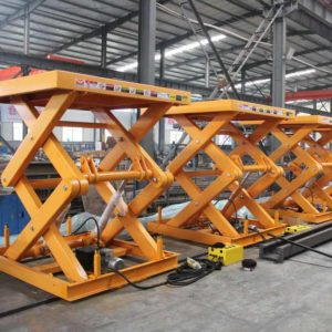 How to Safely Operate a Scissor Lift Table 4