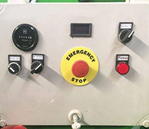 boom lift control box