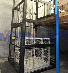 cargo lift application