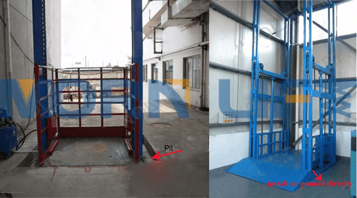 Goods Lift, Cargo Lift, Freight Elevator, Customization Support 10