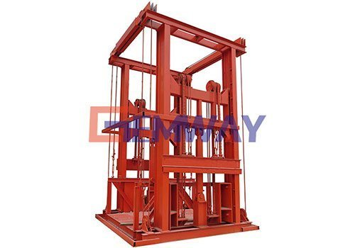 four post cargo lift
