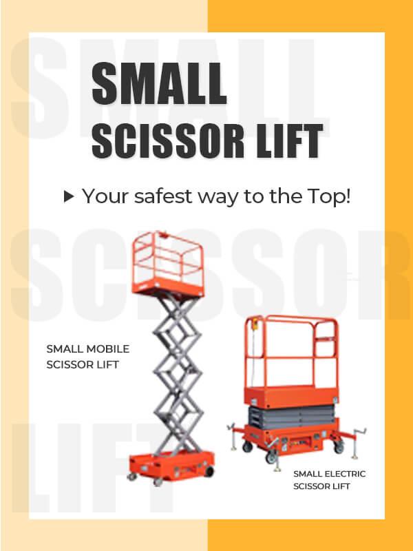 small scissor lift 2