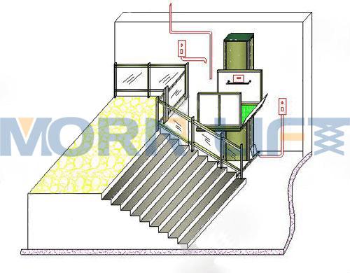 Vertical Platform Lift 12