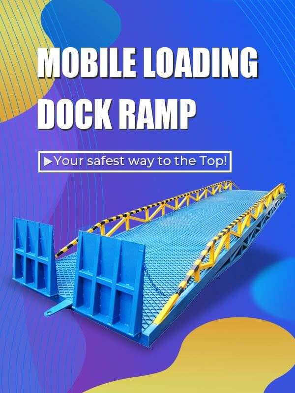 Mobile Loading Dock Ramp 2