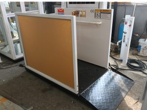 How does MORN LIFT do Pre-shipment Inspection of Wheelchair Lifts ? 4