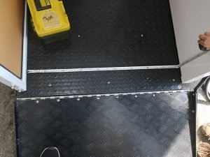 How does MORN LIFT do Pre-shipment Inspection of Wheelchair Lifts ? 16